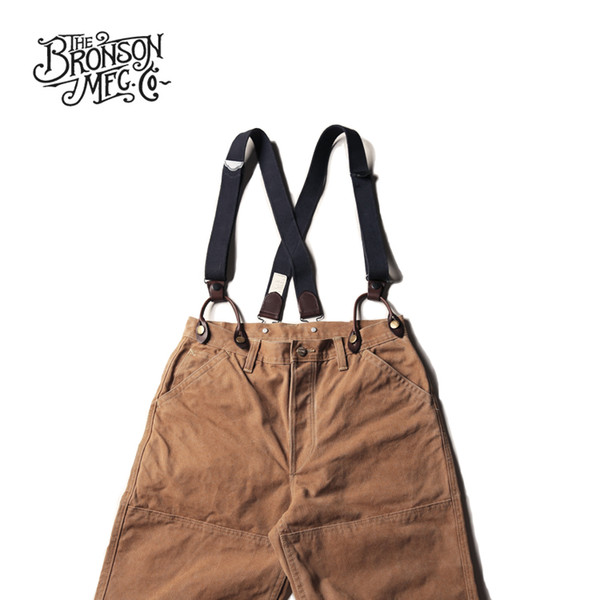Read Description! bronson 14oz duck canvas hunting pants mens unwashed vintage canvas jean
