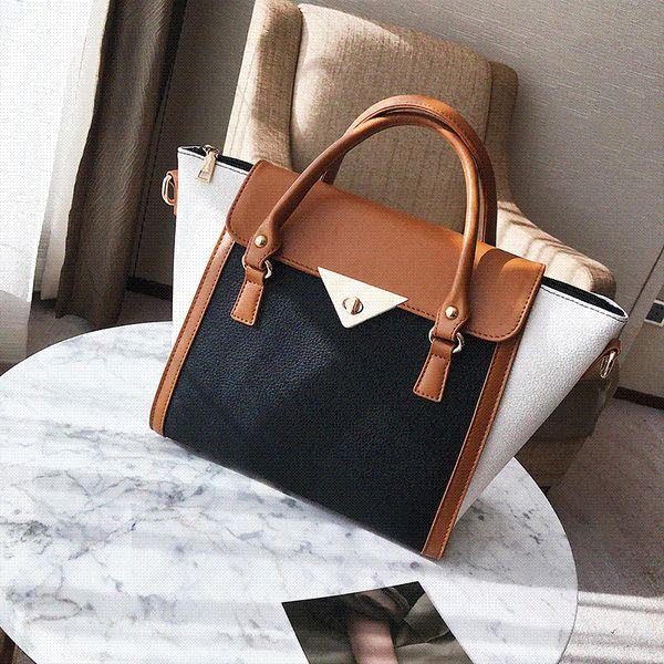VOLESS Wings Bag Женские кожаные сумки Женские кожаные сумки через плечо Fahsion с отделкой из искусственной кожи Сумка Tote Sac a Main