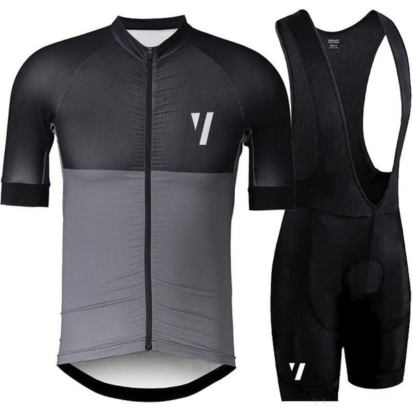 2019 Void Cycling Clothing Men Set Bike Clothing Breathable Bicycle Wear Short Sleeve Cycling Jersey Bib shorts set Ropa Ciclismo 0937