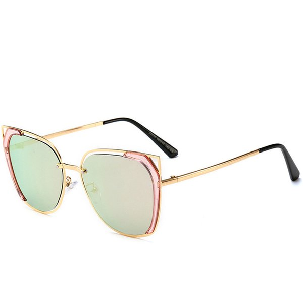 4b2e13156b9cc 2019 novas mulheres óculos de sol de luxo designer de olho de gato elegante  óculos de alta qualidade uv óculos de proteção famosa marca eyewear moda  senhora ...