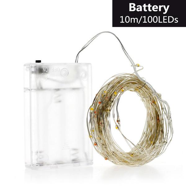 Batterie 100LED