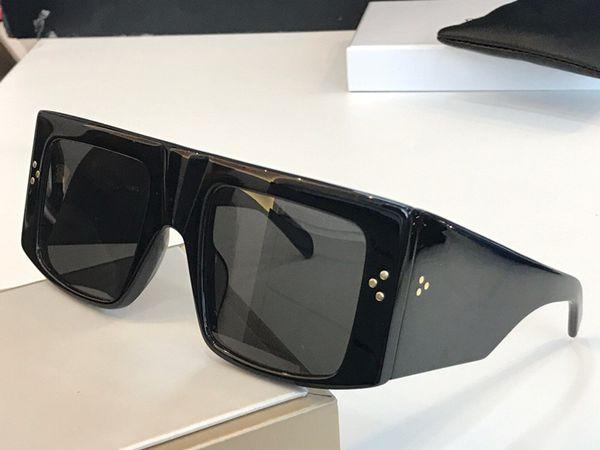 black grey lens