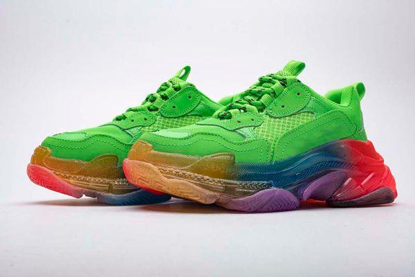 4.rainbow Farbe / grün