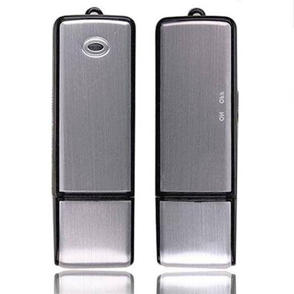 best selling Mini 8GB USB U Disk Recorder Digital Audio Voice Recorder USB Sound Recorder