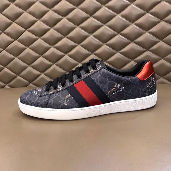 hommes de mode femmes chaussures de luxe chaussures à lacets avec des chaussures de sport de qualité supérieure avec une taille de boîte sneaker classique 35-46 à vendre