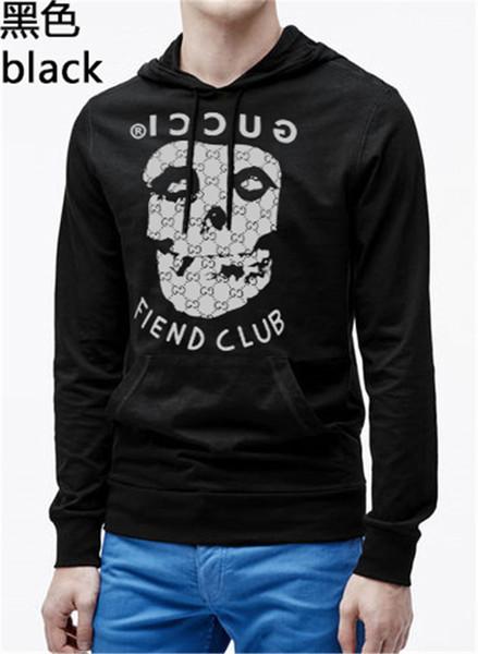 G0gucci New Graffiti printing Pullover Hoodies New Classic Hooded Long-Sleeved Men's women sweatshirt coat