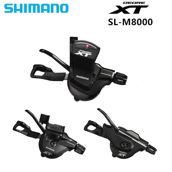 Shimano Deore Sl M8000 3x11 2x11S Shifter Lever Left Switch Right To Internal Cape