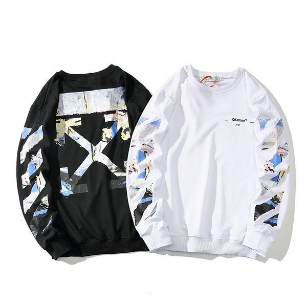 jean2 New Muster Sleeve Kopf Stecker Stil Pullover-Mann-T-Shirts Koreanische Version Herbst Kleidung Freizeit Lange Pullover Sweatshirts 0722