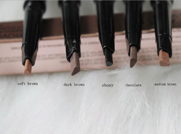 2019 makeup double eyebrow pencil brow definer skinny brow pencil dhl ing