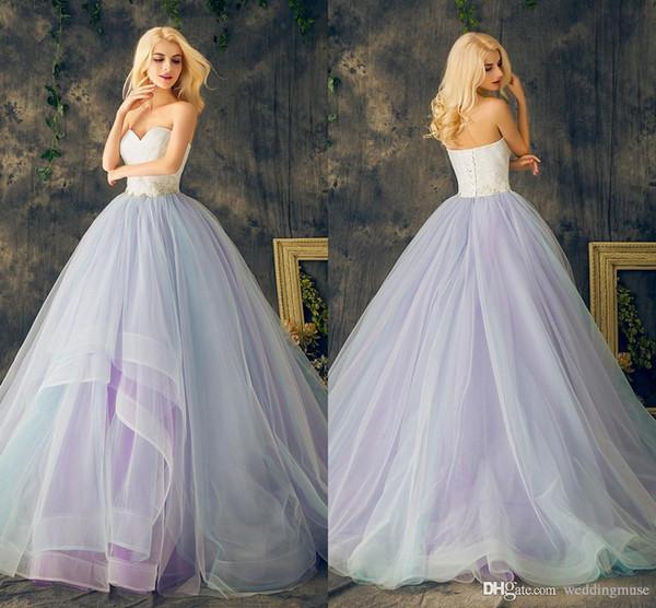 Romântico vestido de baile quinceanera dress querida apliques de renda frisado doce 16 vestidos de festa vestidos de baile vestidos de quinceañera