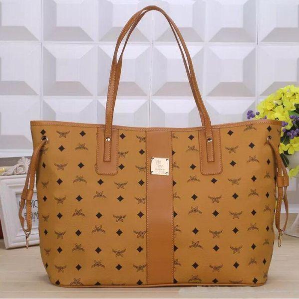 En kaliteli Tasarımcı moda kadın PU çanta çanta marka çanta çanta omuz tote Çanta Kadın Çanta