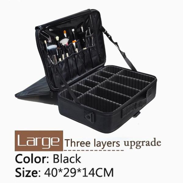 Large 3Layer preto