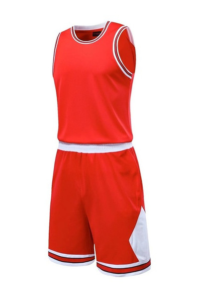 2019 Custom Name + Number Enfants Adulte College Basketball Jersey Aux États-Unis Throwback Basketball Jersey Jeunes Uniformes Pas Cher Ensembles