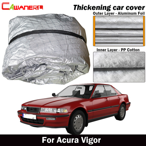 Mitsubishi Outlander 4 Layer Car Cover Outdoor Water Proof Rain Snow Sun Dust