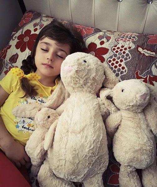 30/40/50 cm multi Farbe Schöne Plüsch Hase Gefüllte Placating Kaninchen Spielzeug Geschenk Für Baby Kind Kinder