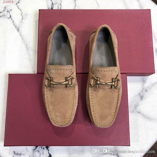 sapatos masculinos clássicos bordo, Moda Com unhas esportes casuais, sapatos de viagem ao ar livre, tamanho 38-44, com uma gama completa de embalagens
