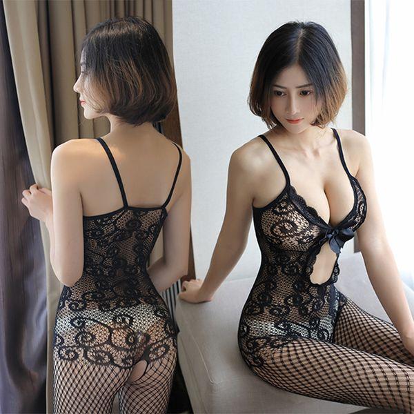 Lencería sexy Hot Disfraces Sexy Ropa Interior Productos Sexuales Disfraz Carnavales Baby Dolls Eróticos Íntimos Ropa de Dormir mujeres Teddies