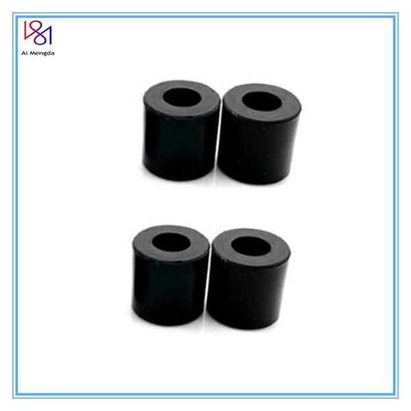Platform Leveler Spacer for Hot Bed 3D Printer Black iplusmile 4PCS 3D Printer Heatbed Parts 16mm Silicone Hot Bed Leveling Columns