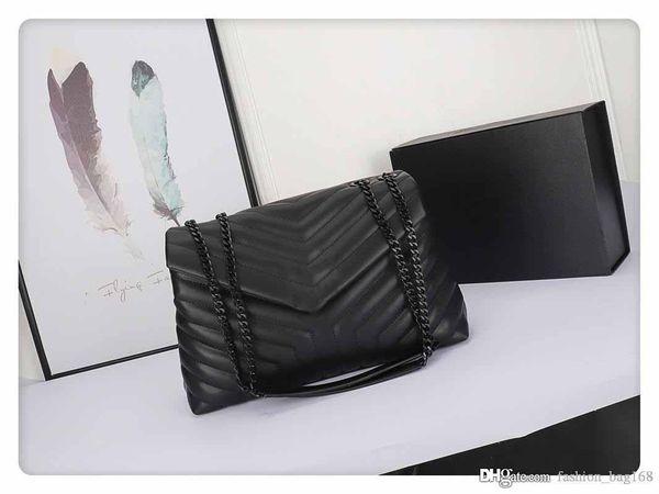 top popular Fashion V shape Flap bag Lambskin Shoulder bag designer handbags Genuine leather Bags Style Crossbody Bags Small Purse Tote bag freeshipping 2019