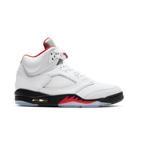 5 5S Fire Red Silver Tongue