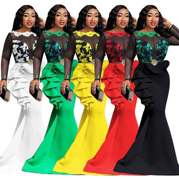 mix di colori