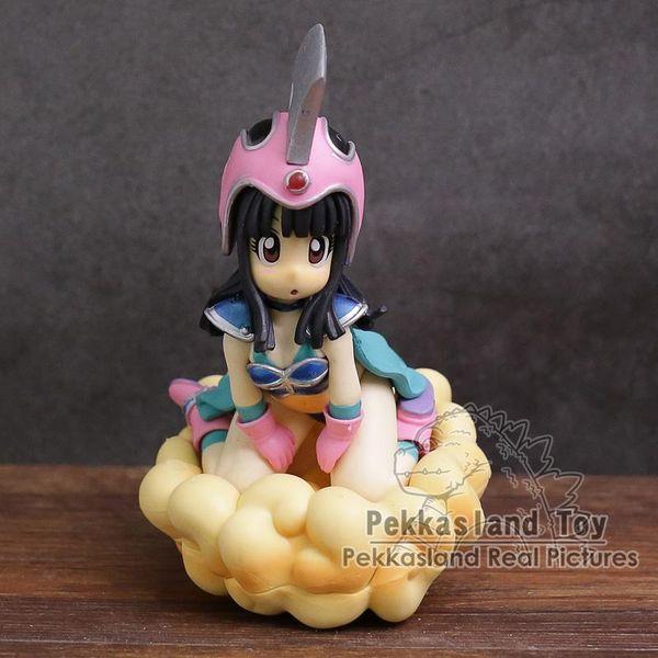 Anime Dragon Ball Z Chichi Colosseum SCultures Zoukei Tenkaichi Budoukai 3 PVC Figure Collection Model Toy Doll