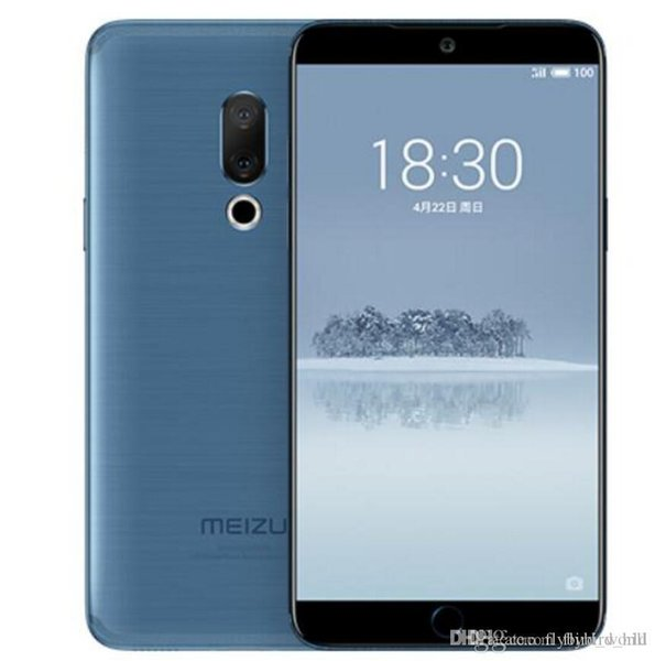 "Original Meizu 15 Global Version 4GB RAM 64/128GB ROM Snapdragon 660 Octa Core Mobile Phone 5.46"" 1920x1080P Screen 20MP Dual Camera"