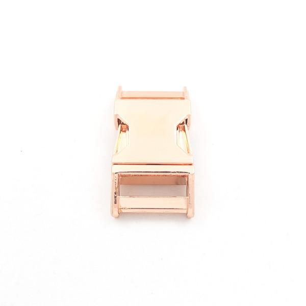 15 millimetri in oro rosa