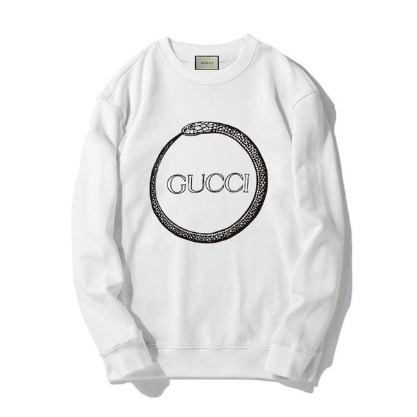 GUCCI New Hoodie Hip Hop Carta Imprimir Moletons Homens Mulheres Pullovers Streetwear Designe Hoodies Pink White Grey # 93212