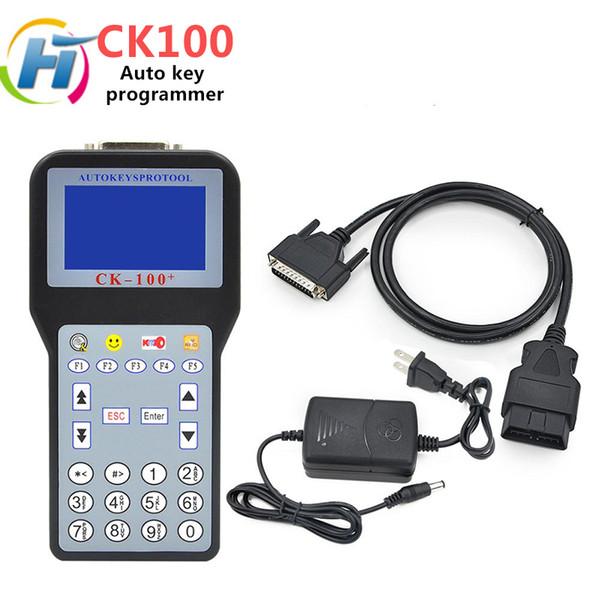 CK100 Plus Авто Ключевые Программист Токены Многоязычный Silca SBB С Новейшими V99.99 SBB Автомобильные Ключи Инструменты Иммобилайзера