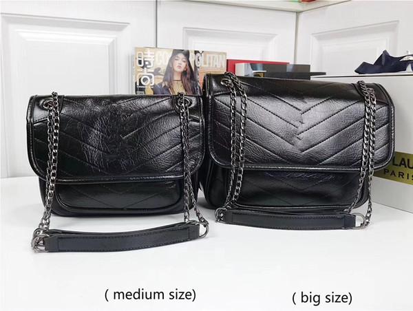 Bolsas de grife Pequenas Bolsas Femininas Famosa Marca de Couro Bolsas De Luxo Mulheres Sacos De Designer De 2019 Saco Das Senhoras Da Menina Rosa Sac a Principal Y6029