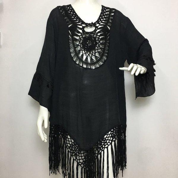9# black solid color