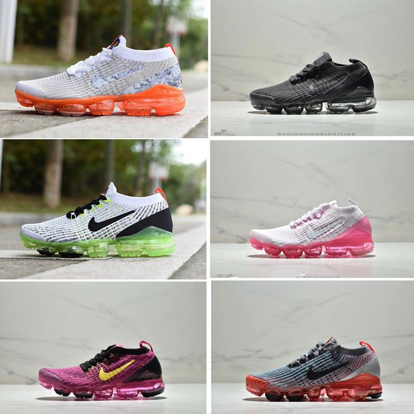 best selling 2019 Hot sale TN Sale Flynit 3.0 V3 Men Women Boys and Girls Running Sports Shoes Sneakerl shoes EUR36-45 new wholesale