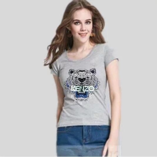Maglietta di marca di estate per le magliette del progettista di lusso delle magliette superiori della signora Vestiti di estate della spiaggia manica corta Tees Maglietta casuale di vacanza