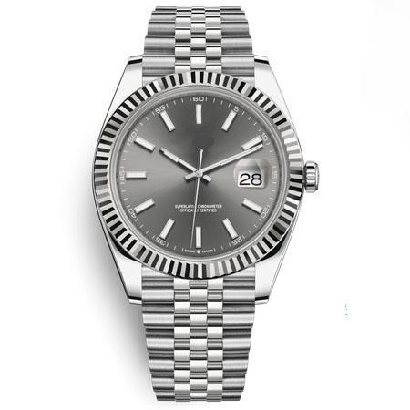 15 colors luxury watch 41mm 126333 126334 116233 Automatic watch Diamond watch Box papers Stainless steel 2813 movement mens watches watches