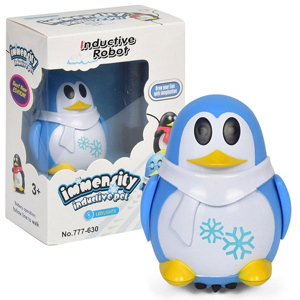 Pinguino blu