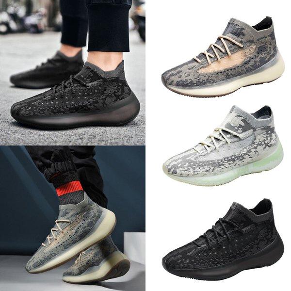 High Quality Fly Fabric Men Women Running Shoes Casual Versatile Fashion Shoes Triple Black White Luxury Designer Men Shoes US 5-11