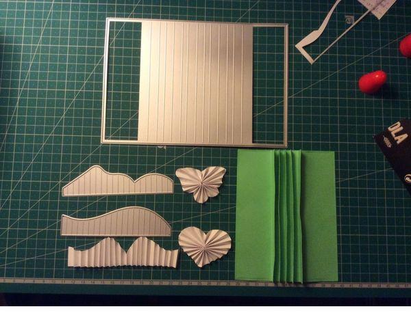 wholesale Book Frame Border Metal Cutting Dies Stencil DIY Scrapbooking Album Paper Cards Embossing Die Decor Crafts Making