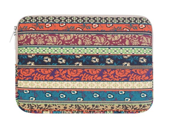 MOSISO Bohemian 11 13 13.3 inch Laptop Sleeve Bag Case for Macbook .6 13.3inch //Xiao'mi//Surface Notebook Cover
