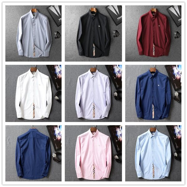Luxus New Fashion Herrenhemden Gold Blumendruck Männer Kleid Hemd Muster Slim Fit Shirts Für Herren Medusa Casual Business Shirts Kleidung