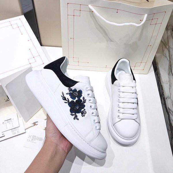 Best quality man luxury designer shoes white stripe with top quality casual ace shoes for women desiner sneakers size 34-46 ym02