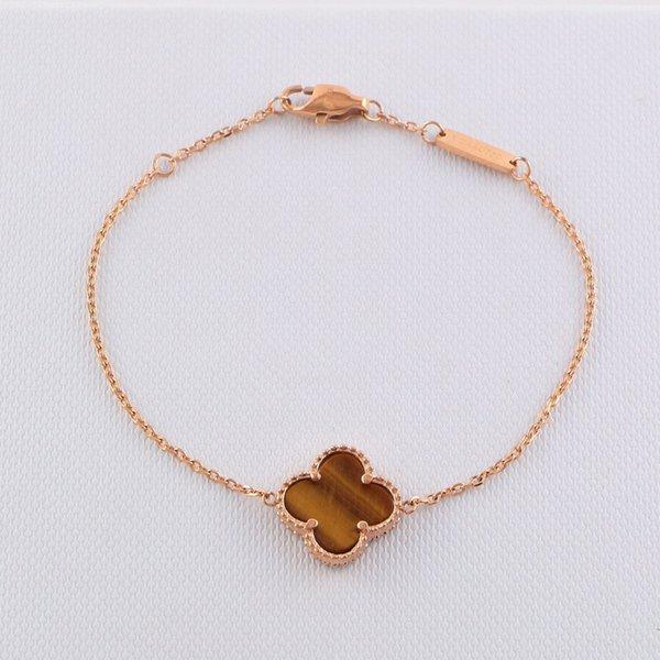 Rose Gold + Kahverengi