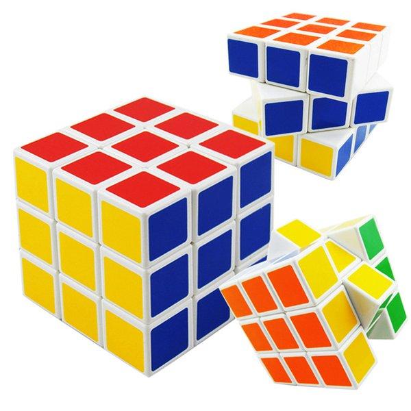 Cubo mágico Enigma Cube Torção Brinquedos 5.7 cm 3x3x3 Adulto e Crianças Presentes Educacionais Crianças Brinquedos