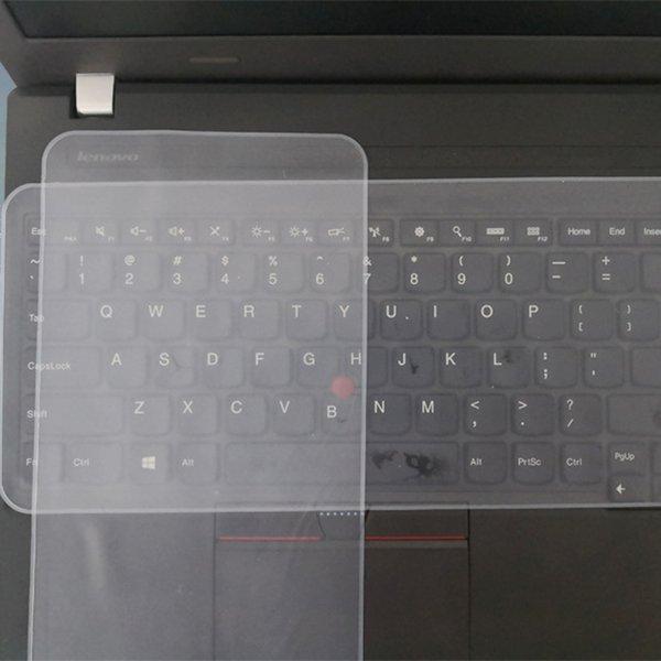 Transparente Silikon-Tastaturabdeckungen für Computer Wasserdichte Anti-Staub-Tastaturabdeckungen Silikon für Mackbook Pro 15 Zoll