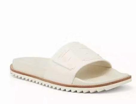 2019 Kutulu! Adam Kadın Yüksek Kaliteli Tasarımcı Marka Sandalet Düz ayakkabı Tasarımcısı Ayakkabı slayt ayakkabı rahat ayakkabılar tarafından Çevirme toy99 FD1202