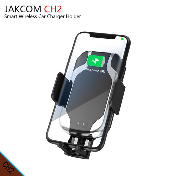 JAKCOM CH2 Smart Wireless Car Charger Mount Holder Hot Sale in Cell Phone Chargers as dog collar camera petkit cell phones