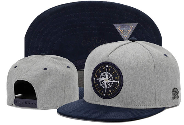 Yüksek Kalite spor Beyzbol Şapka snapback mens womens Cap Yeni Snapback Şapka Cap Cayler Sons geri çekin Caps ayarlanabilir boyutu damla Kargo