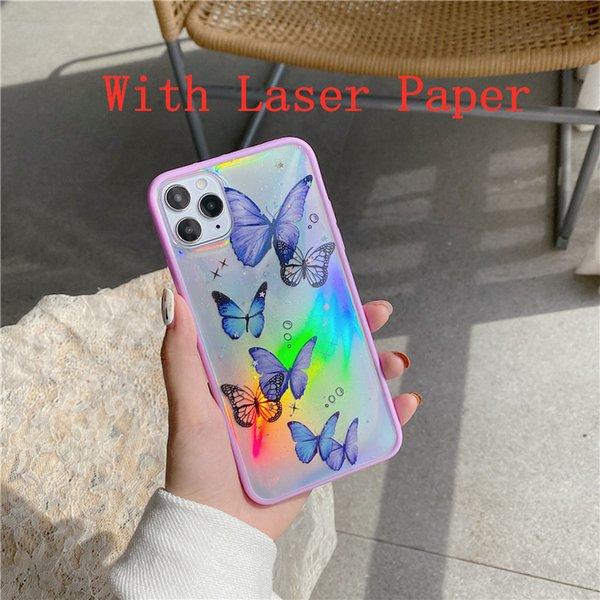 Фиолетовый лазерный