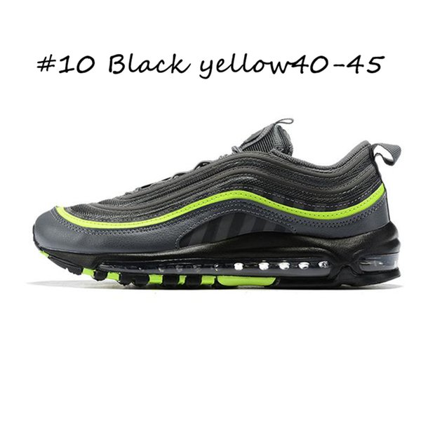 #10 Black yellow40-45