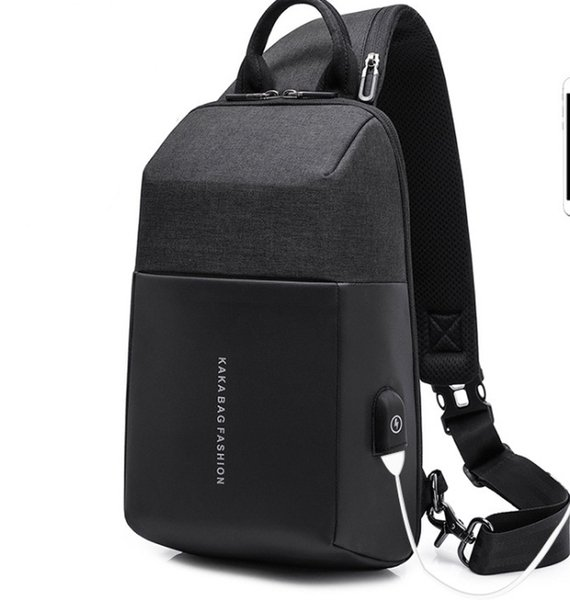 One-shoulder Bag Male Slant Bag Slant Crossing Chao Brand Korean Edition Student Sports Leisure Backpack Oxford Brassiere Male